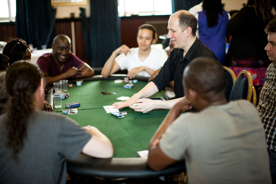 All the gain without the pain via fun casino hire at your event