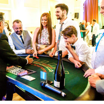 fun casino hire in london