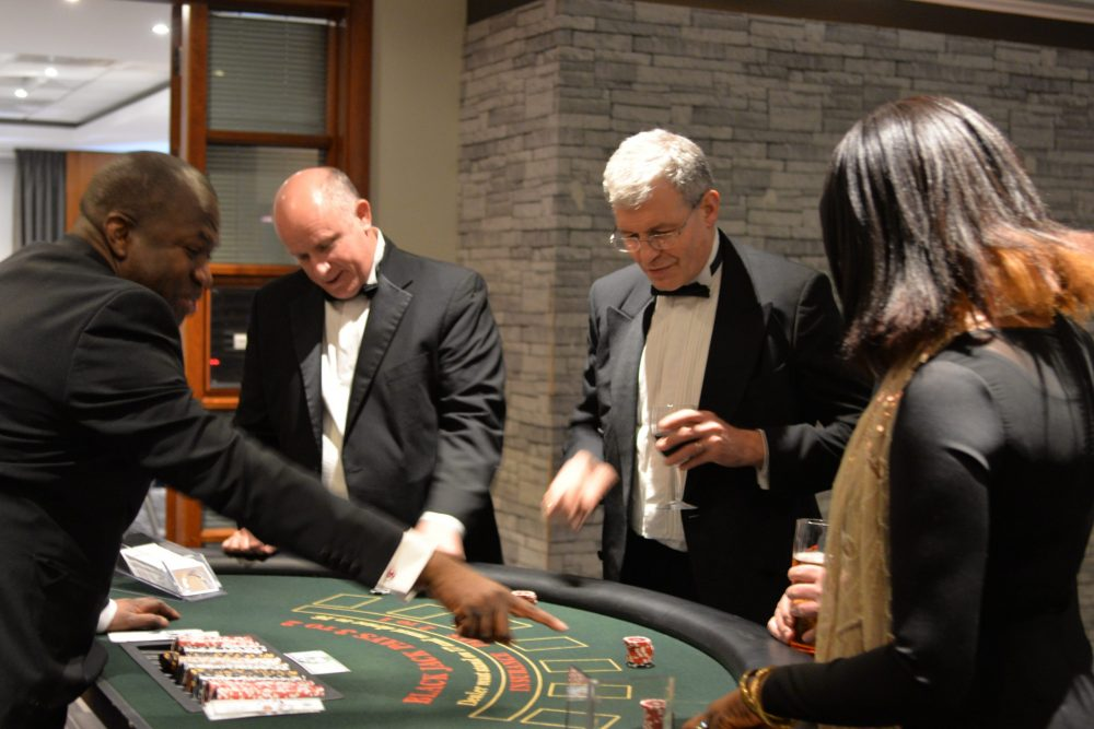 Charity Casino Black Tie