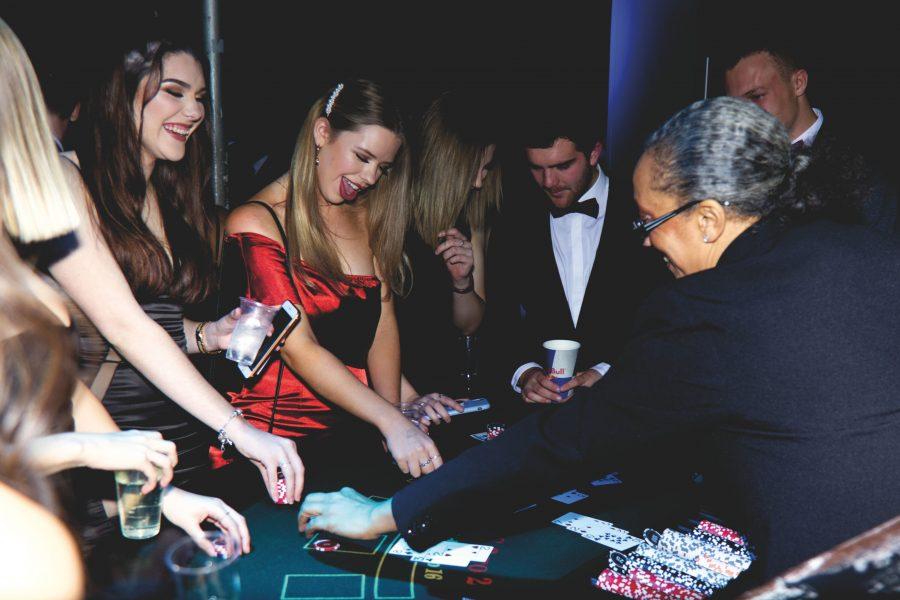 Fun Blackjack at Unikent
