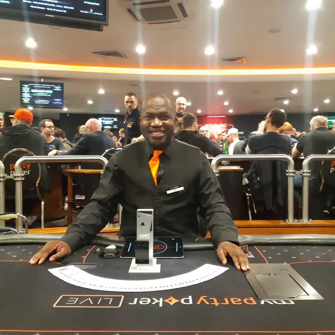 Hire a poker dealer